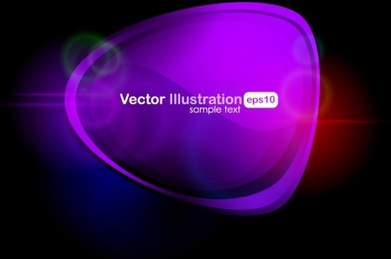 symphony of the shape vector decorative 1