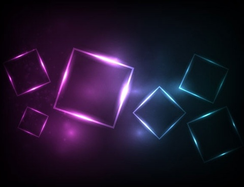 symphony square background vector 3