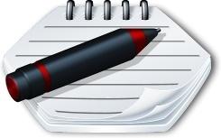 System notepad