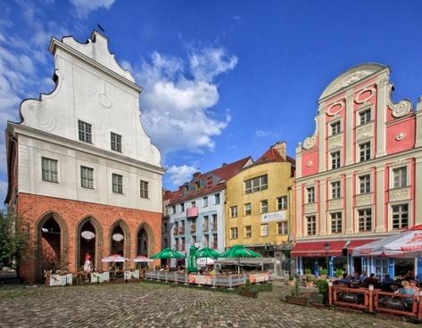 szczecin poland town
