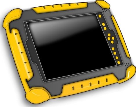 Tablet Pc clip art