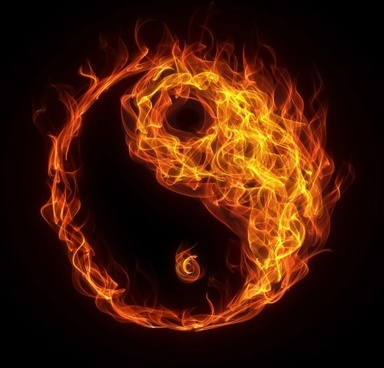 tai chi bagua flame type highdefinition picture