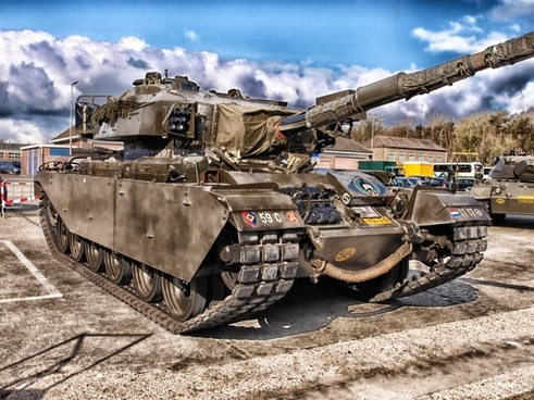 tank centurion mk5 historic
