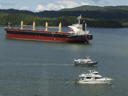 tanker ship boats