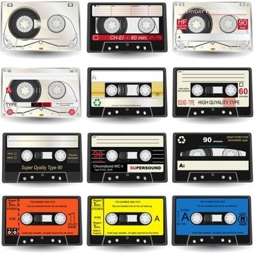 Cassette Tape Invitation Free Vector Download 2 023 Free Vector