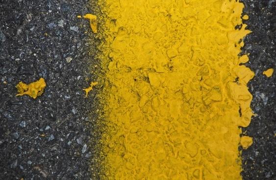 tar road mark