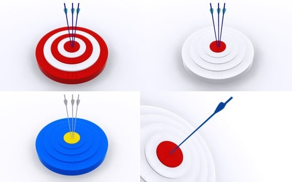 target and arrows 01 hd pictures