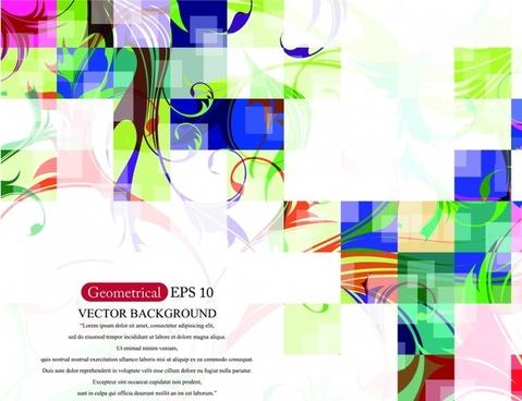 Tartan background vector