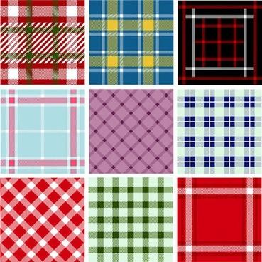 fabric pattern templates colorful geometrical symmetric decor