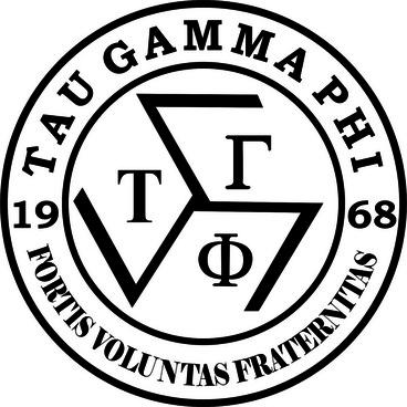 Sigma Sticker Triskelion Greek Tau Gamma Phi