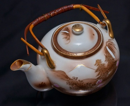 teapot tea kettle