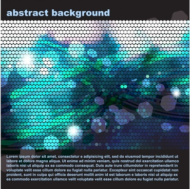 technological sense dot background vector