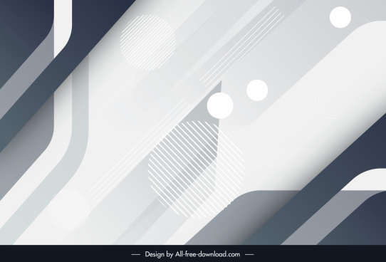 technology background modern abstract decor