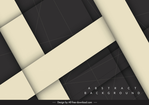 technology background modern contrast geometric decor