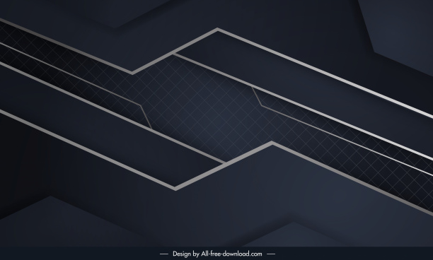 technology background template dark modern symmetric design