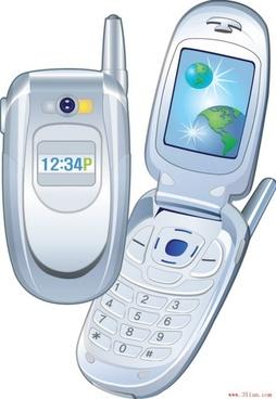 technology communications supplies phone vector
