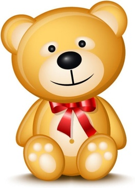 Free vector teddy bear, download free clip art, free clip art on.