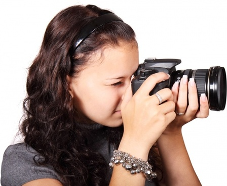 teenage photographer