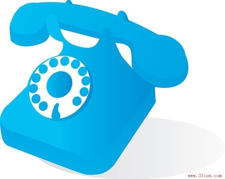 telephone communication vector