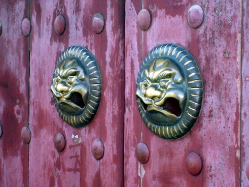 temple door handles