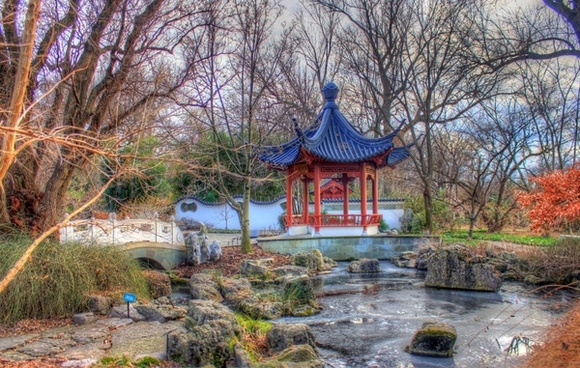 temple place in chinese gardens in st louis missouri