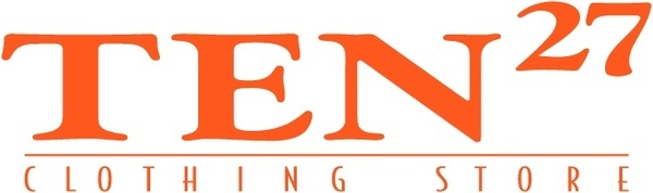 ten27 clothing stores
