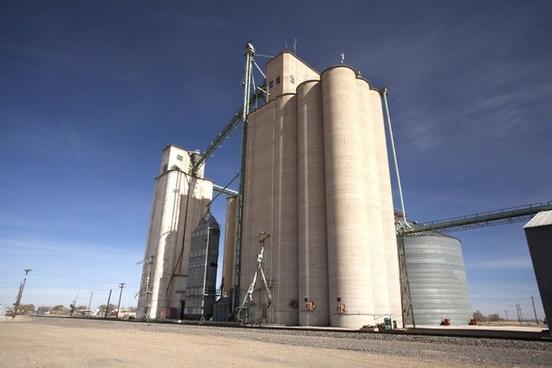 texas grain elevator agriculture