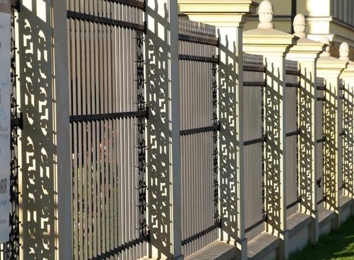 textura fencing architecture