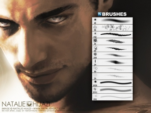 Texture Brush Pack