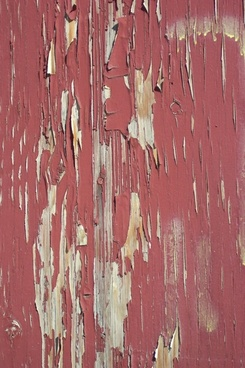 texture peeling paint