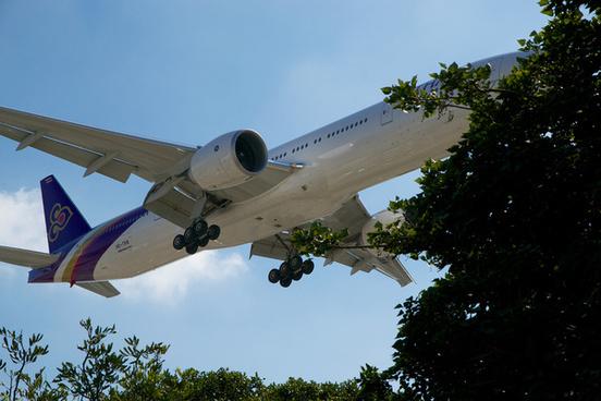 thai boeing 777