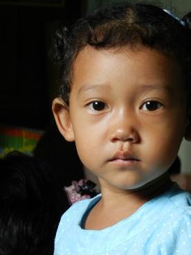 thai child asian child girl