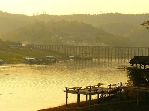 thailand river water