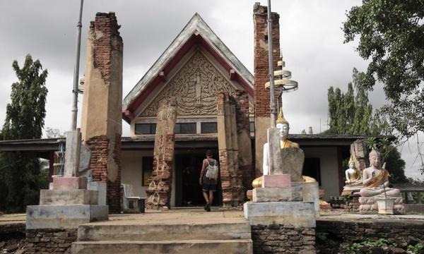 thailand temple asia