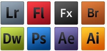 the adobe iconspsd layered