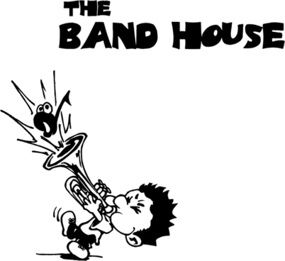 the band house