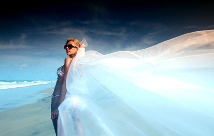 the beach bride picture 2