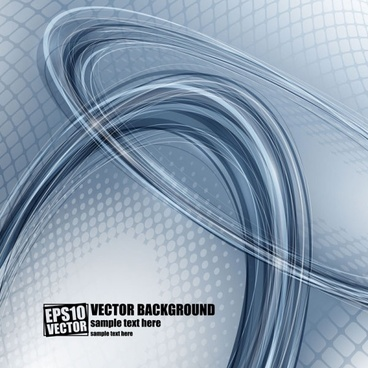 the brilliant dynamic flow line background 04 vector