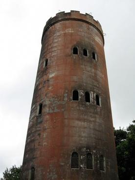 the castle at el yunque