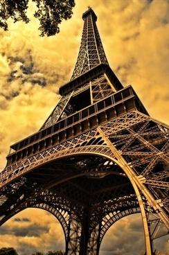 the eiffel tower french eiffel