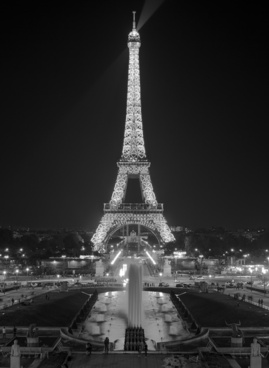 Paris Eiffel Tower Night View Free Stock Photos Download 6 323 Free