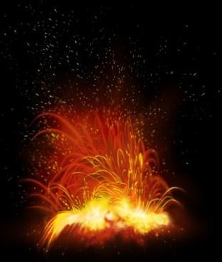 the explosive fireball series psd 9