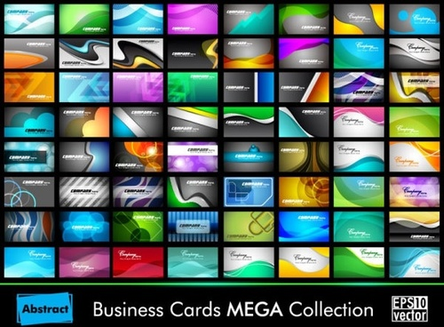 the exquisite card design 01 vector