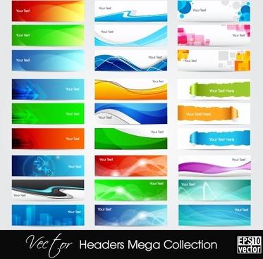 the exquisite card design 02 vector