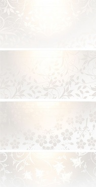 the gradient pattern bannervector