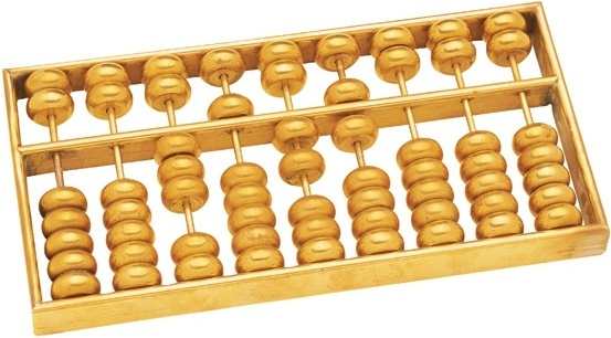 the hd gold abacus psd