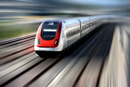 the high speed train picture