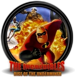 The Incredibles Rise of the Underminer 1