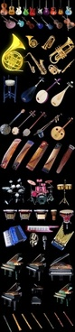the instrument large collection psd