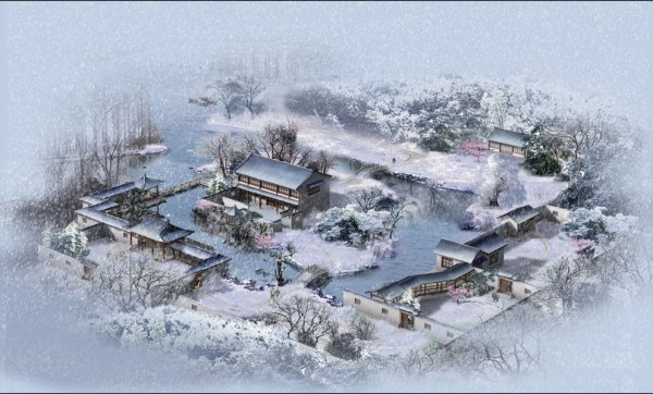 the jiangnan snow hq pictures